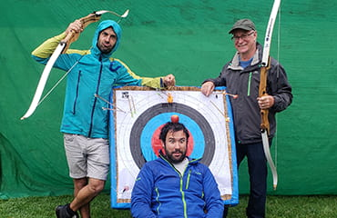 Kids Archery Session at Adventure Now Sheffield