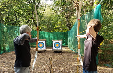 Couples Archery Session at Adventure Now Sheffield