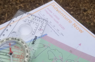 Orienteering Catchphrase Quest at Adventure Now Manchester