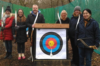 Archery Combo Package at Adventure Now