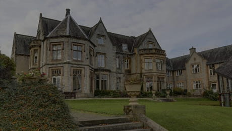 Adventure Now site at the Kenwood Hall Hotel in Sheffield